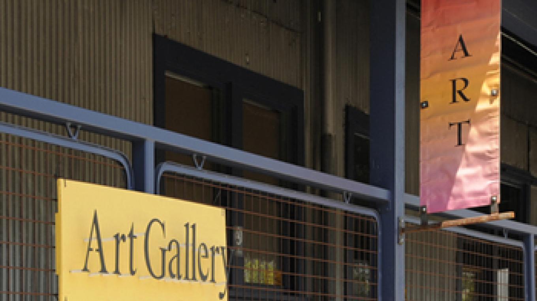 High Hand Gallery exterior