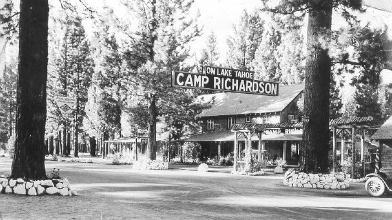 Camp Richardson 1930's
