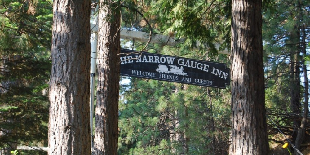 The Inn has a delightfully rustic charm that will take you to years long past.