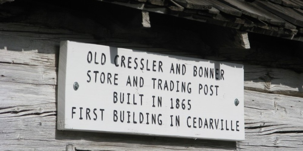 Cressler - Bonner Trading Post – By Syd Whittle, May 11, 2008