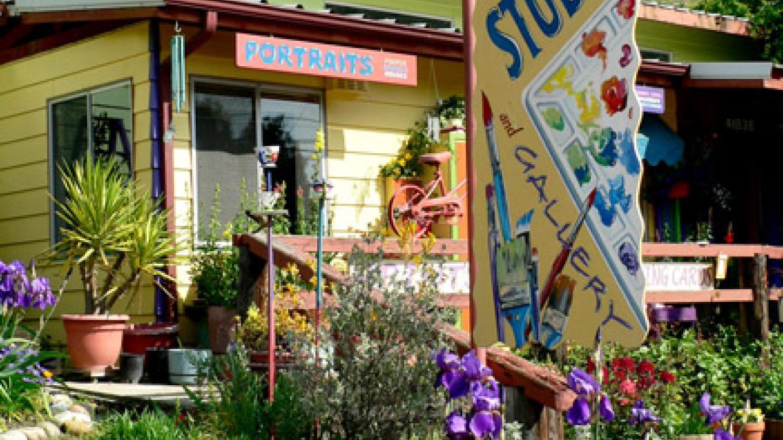 Nadi's Studio and Gallery. – Nadi Spencer