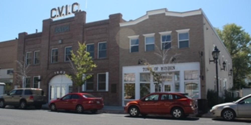 CVIC Hall, 1604 Esmeralda Avenue, Minden, NV 89423 – Town of Minden