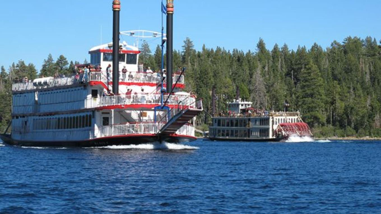 M.S. Dixie and Tahoe Queen – Zephyr Cove Resort