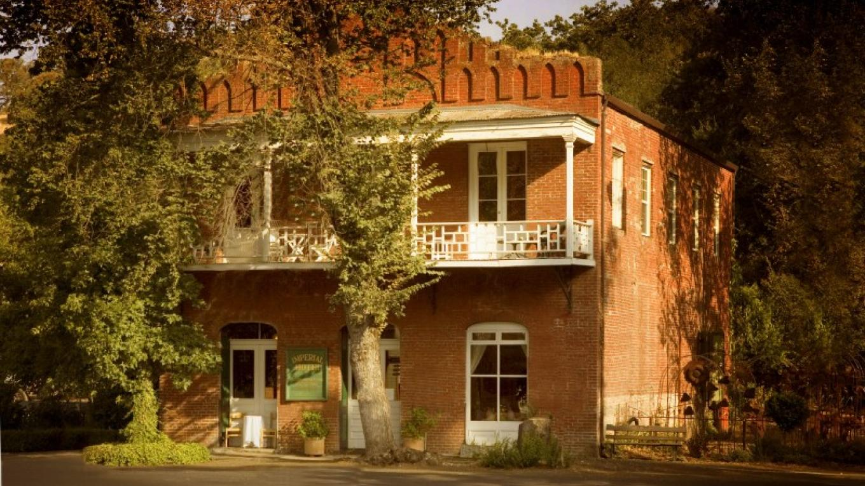 Imperial Hotel, Amador City, CA, built 1879 – Kurt Andersen