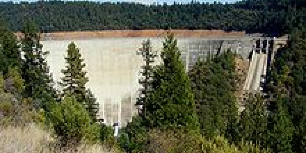 New Bullards Bar Dam was completed in 1969. – Wikipedia