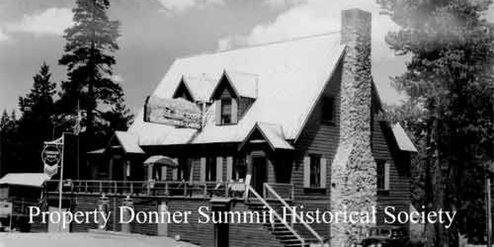 Donner Summit Lodge