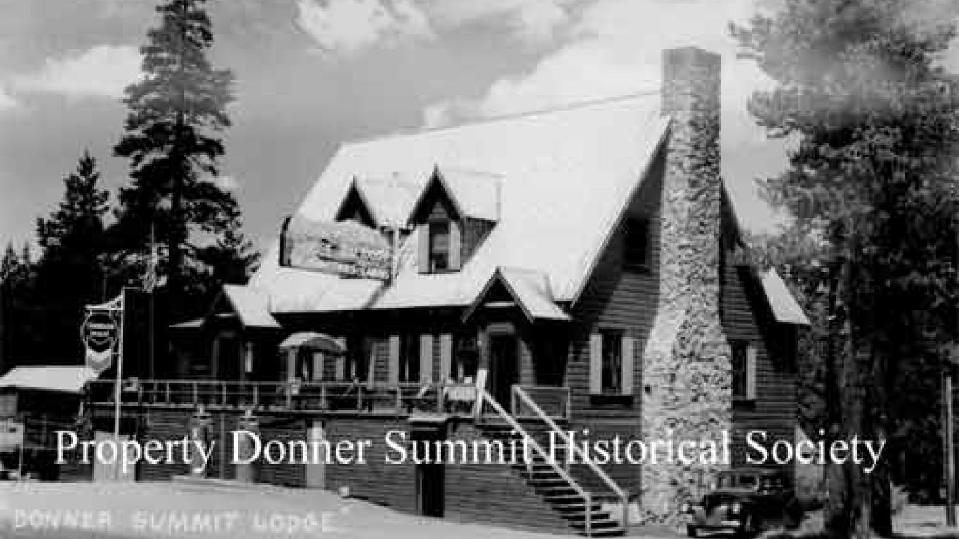 Donner Summit Lodge
