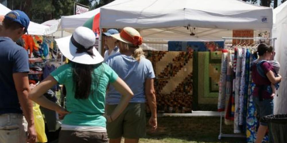 Art Fair goers – Teri R.
