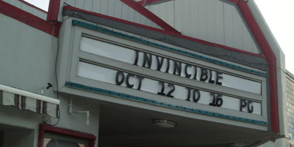 Quincy's historic Town Hall Theatre – Roxanne Valladao