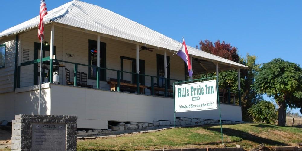 Hill\'s Pride Inn built in 1915 in Knowles, CA – Lynn Northrop