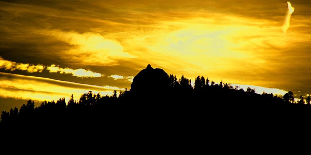 Buck Rock golden dawn – Matteo Geer