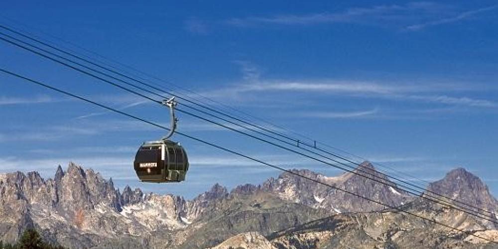 Scenic Gondola - Mammoth Mountain
