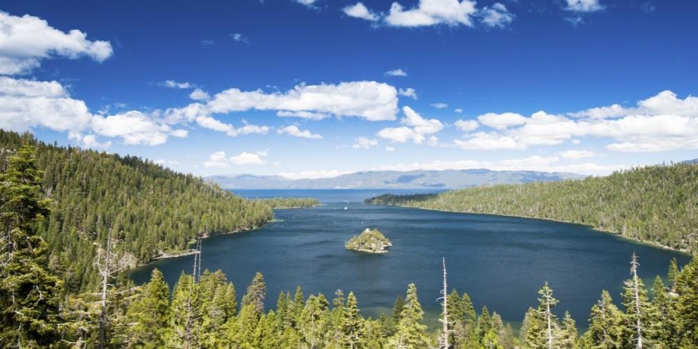 Emerald Bay, Lake Tahoe – somchaij / iStock