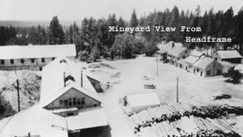Mine Yard – Empire Mine State Park