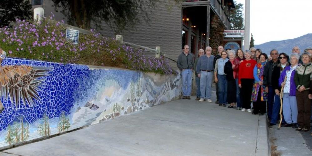 Mural participants – John Sanford