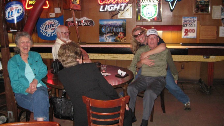 antics in the bar – michael byrne