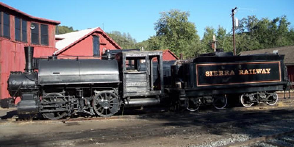 Sierra Railway is still an active part of the community – Smalltowngems.com