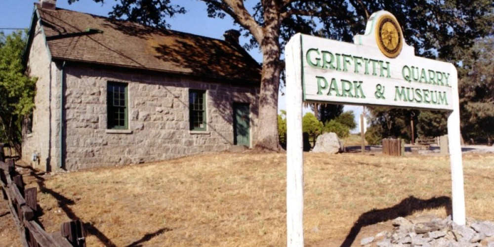 Griffith Quarry Museum – Keith Sutter