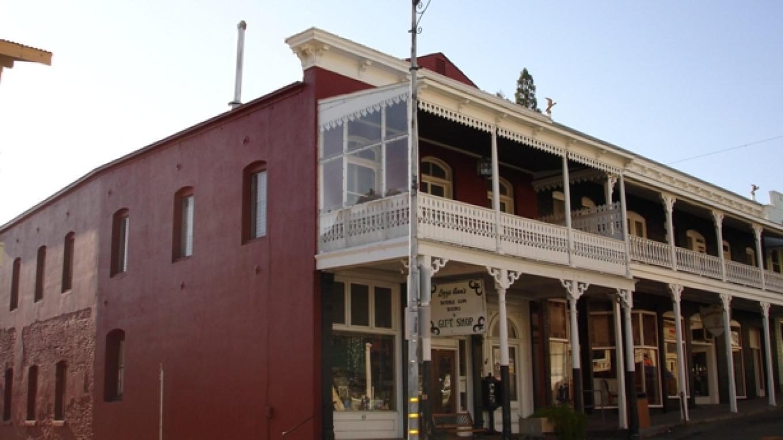 One of the Many beautiful original brick buildings in Sutter Creek. – Klosowski