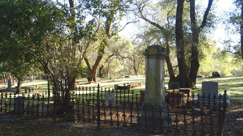Gold Run Cemetery – Cagenweb.com