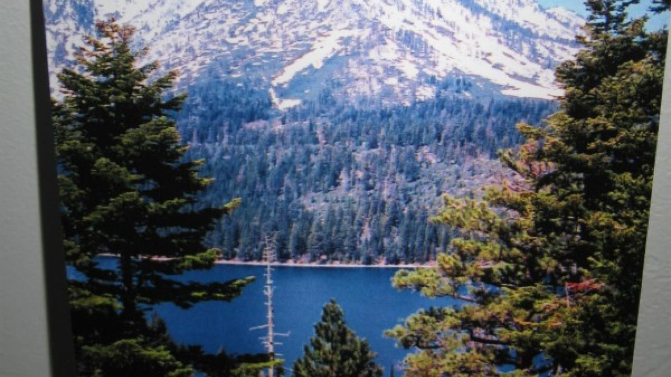 Lake Tahoe: The Guidebook with a Point of View – Suzanne Stone