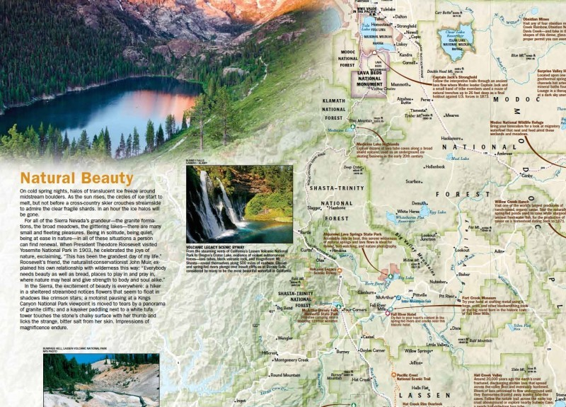 Picture of: Sierra Nevada Print Map Distribution Locations Sierra Nevada Geotourism