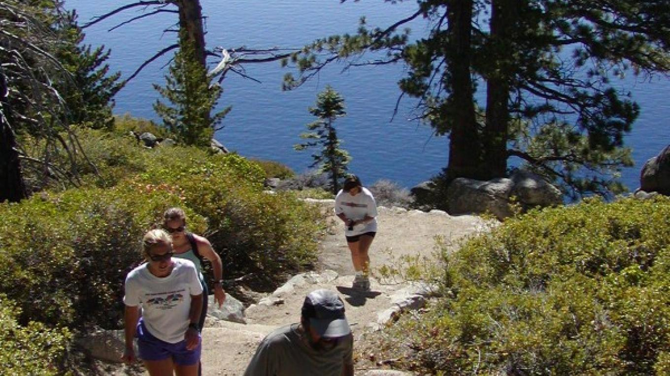 Tahoe Mountain Milers