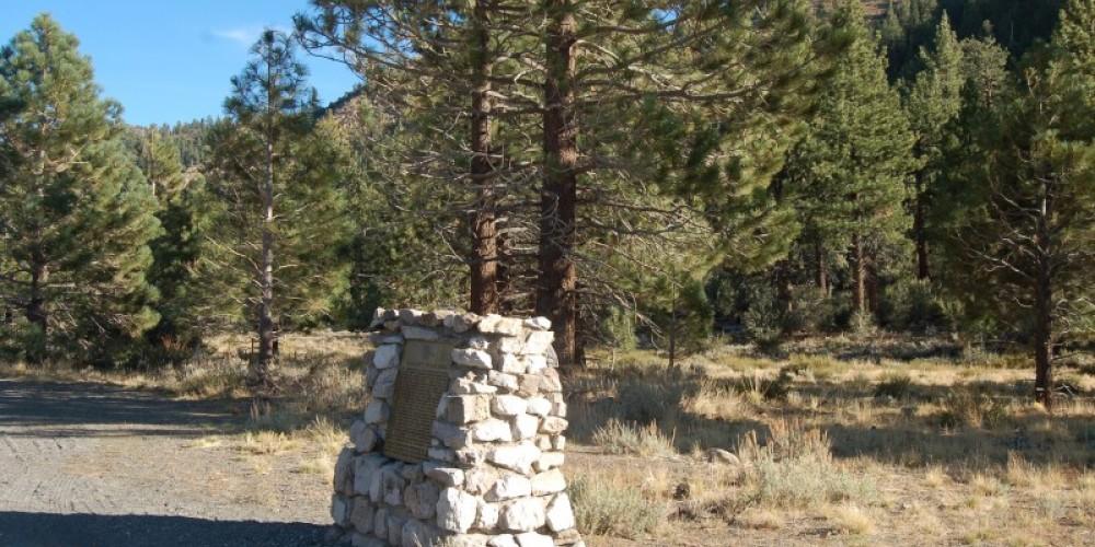 Fremont's Trail 1844 Marker – Barry Swackhamer, 2011