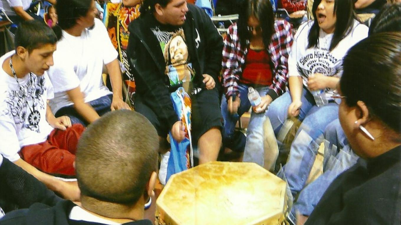 Drum Circle – Susan Leeper