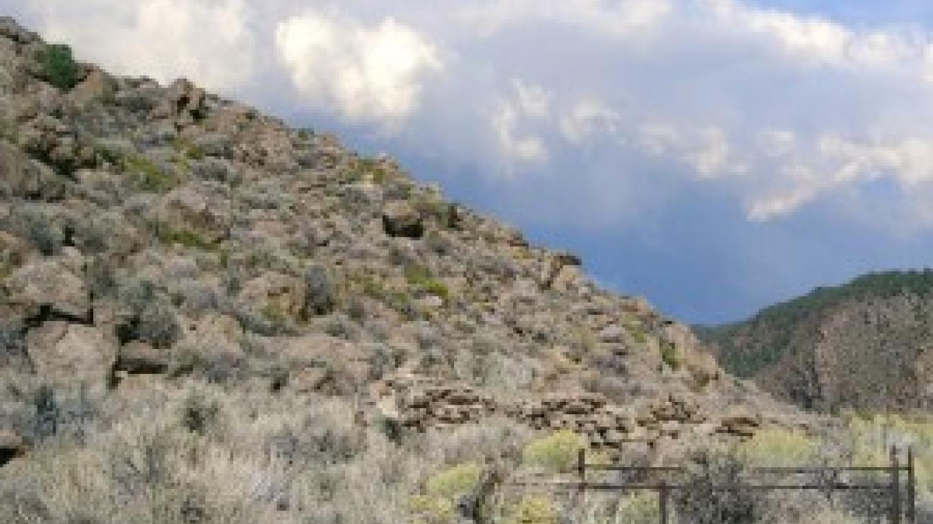 Dog Town Cemetery (bottom right) – Bill Cook