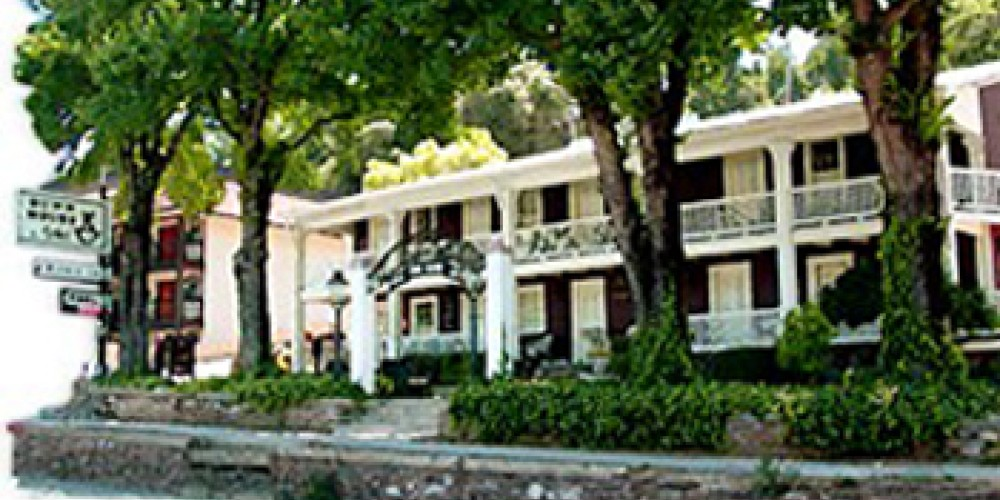 Gunn House Hotel, Downtown Sonora – TCVB