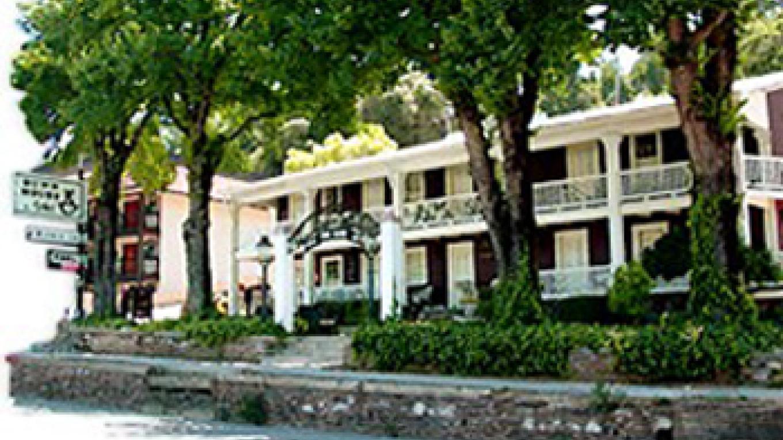 Gunn House Hotel, Downtown Sonora – TCVB