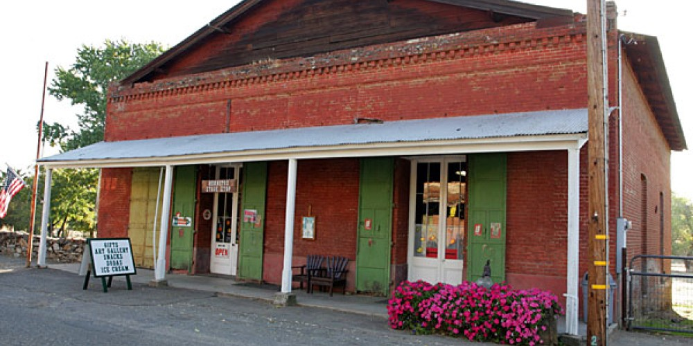 The general store of Hornitos – www.ghosttownexplorers.org