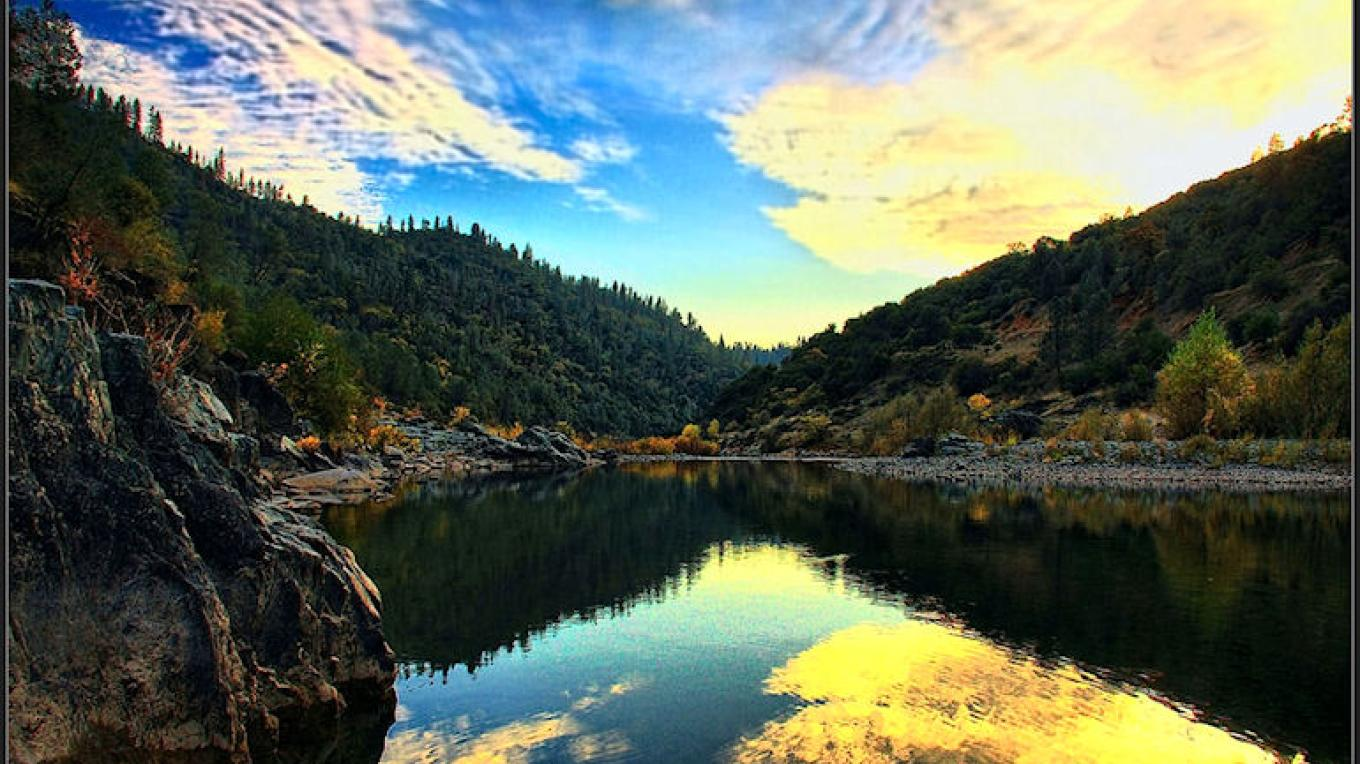 North Fork of the American River Canyon – Darin Pointer - www.ffgphotos.com
