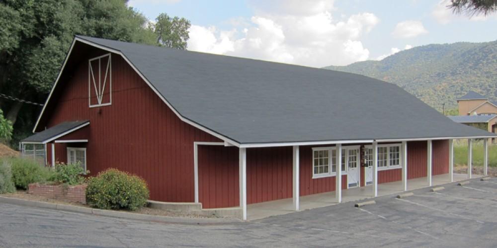 """The Barn"" – Susan Fraser"