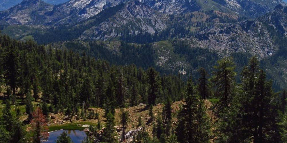 Grand views from the Pacific Crest Trail in far Northern California. – Weathercarrot