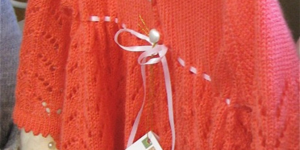Fine hand knit children's clothes are in stock. – Karrie Lindsay