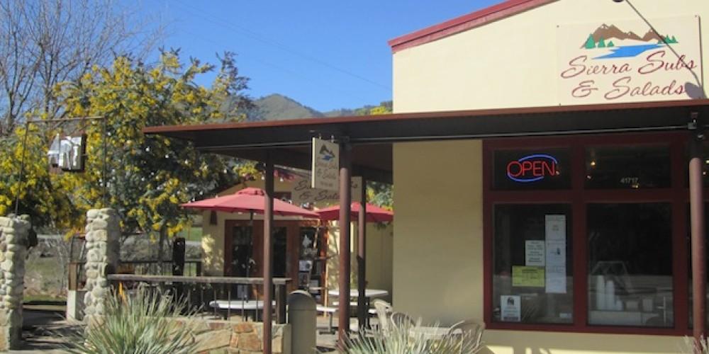 Sierra Subs and Salads – Allison Millner
