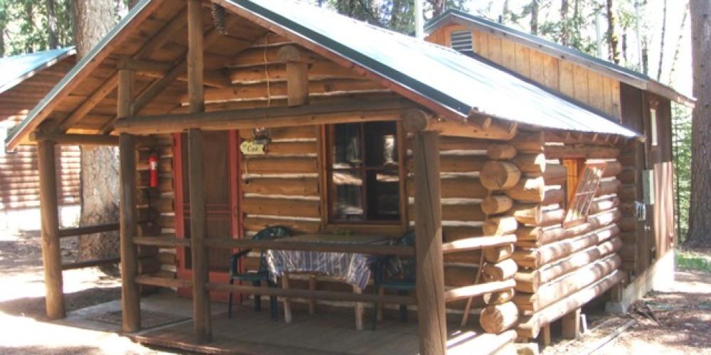Oak Cabin – R. Hertzberg