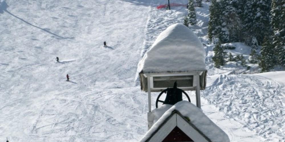 Classic ski experience at Lake Tahoe's Homewood Mountain Resort – Jonathan Selkowitz