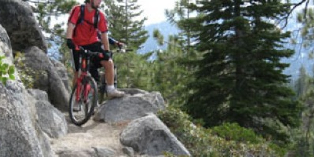 Take to the world-renown Tahoe Rim Trail in a number of guided hikes over the entire Expo weekend. – Tahoe Expo