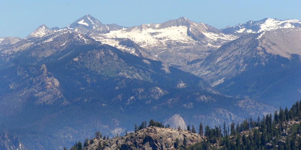 Buck Rock view of Western Divide – Matteo Geer