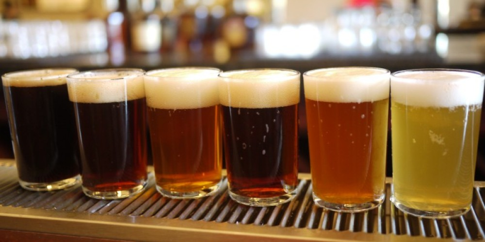 Sample and find your favorite Lassen Ale Works beer. – Margaret Liddiard