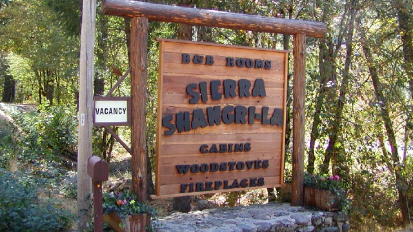 Welcome to Shangri-La! – Robert Verduin