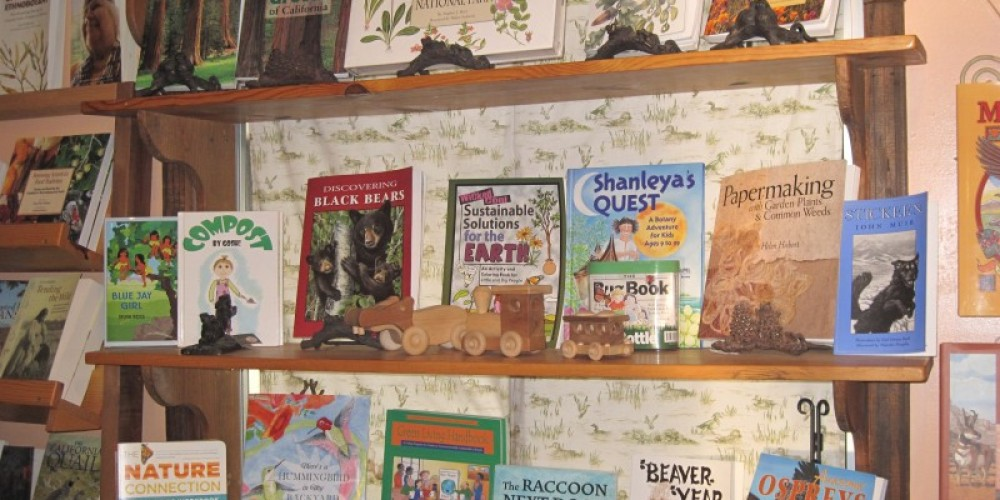 Children's Book Shelf – Bonnie Bladen