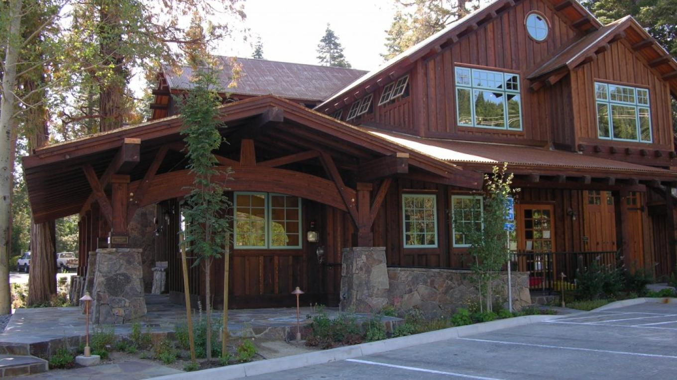 Exterior of the Tahoe Maritime Museum, located on Lake Tahoe\'s west shore. – Staff photo