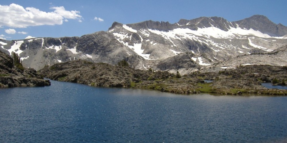 A lovely day trip for locals and visitors.  Twenty Lakes Basin - rainbows, brook, goldens, browns and cutthroat. – Liz Weirauch