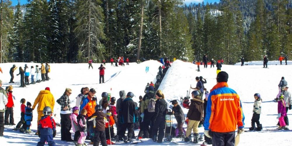 China Peak's Outstanding Ski School – James Benelli