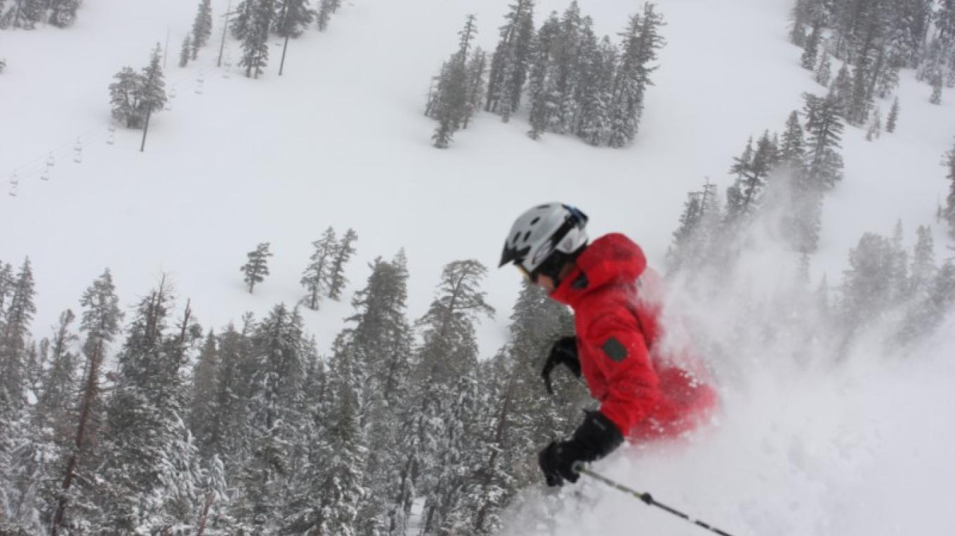 Fresh Tracks – Kirkwood Mountain Resort