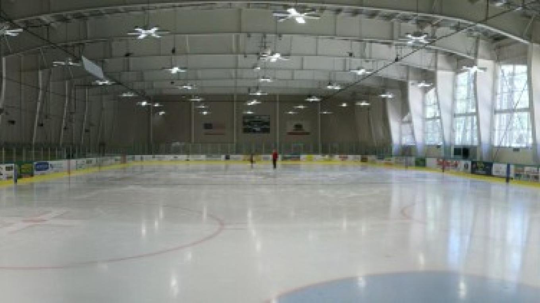 Ice Arena – Rob Swain